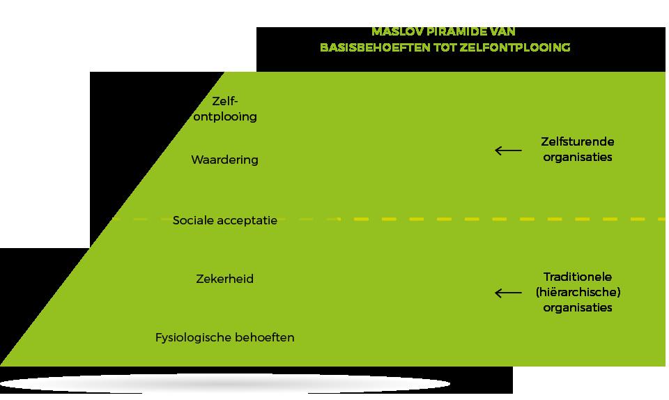 Piramide van zelfsturing